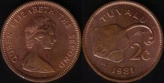 2 Cents - 1981