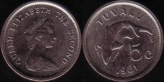 5 Cents - 1981