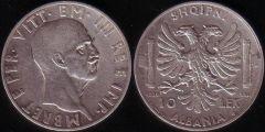 10 Lek - 1939