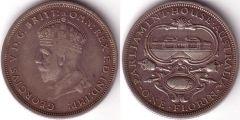 Australia - 1 Fiorino - 1927