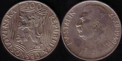 100 Korun - 1949