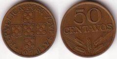 50 Centavos - 1978