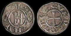 Grosso da 4 denari - Genova