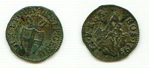 8 denari - Genova