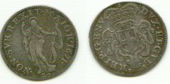 Genova - 1 Lira 1671