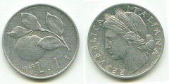 1 lira 1949
