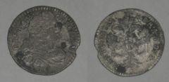 20 Soldi, Carlo VI Asburgo