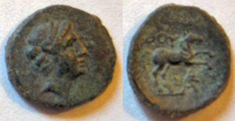 THURII, Dikalkos (270-240  a.C)