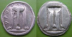 Kroton - Statere (530-520 a.C.)
