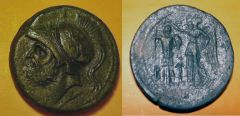Kosentia, Sestante(282 – 203 a.C.)