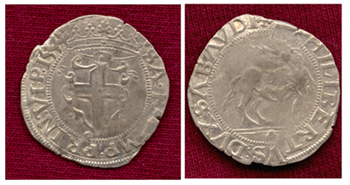 Cavallotto Emanuele Filiberto 1554