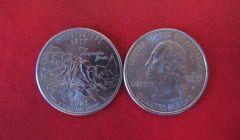 Stati Uniti d'America Quarter Dollar 2002 Mississippi