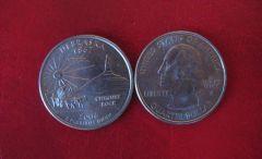 Stati Uniti d'America Quarter Dollar Nebraska 2006
