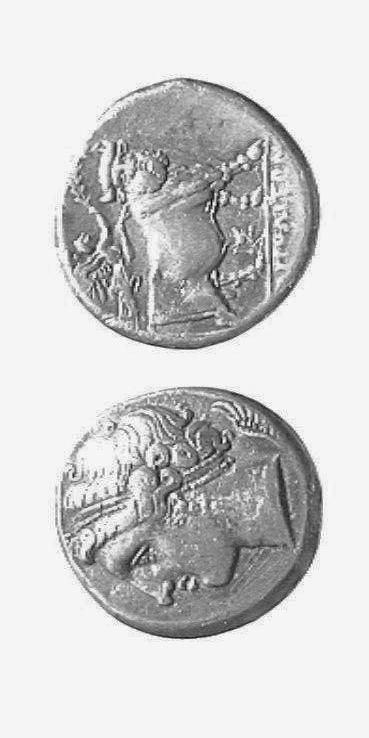 Neapolis - Didramma