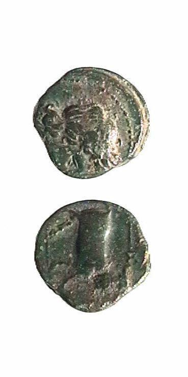 Neapolis - Bronzo Ø16