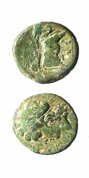 Neapolis - Bronzo Ø19