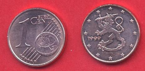 1 cent Finlandia