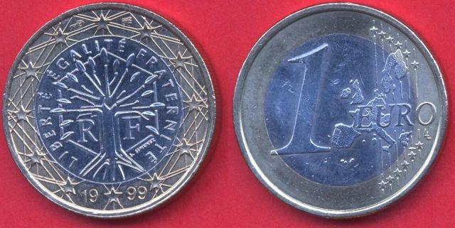 1 Euro Francia