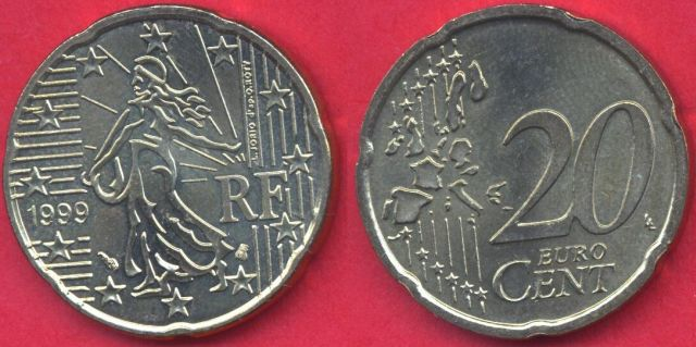 20 cent Francia