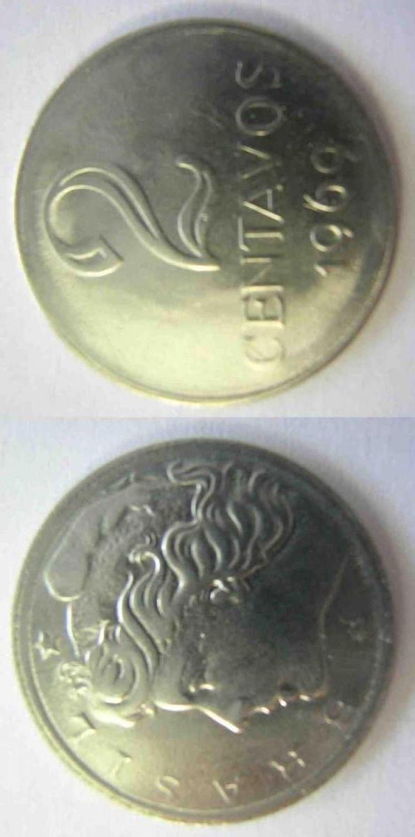2 centavos di cruzeiro
