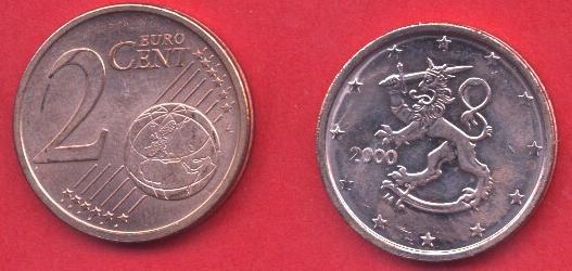2 cent Finlandia