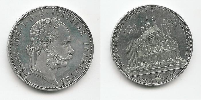 2 Fiorini 1887