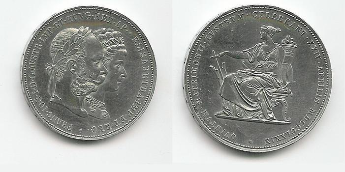 2 Fiorini 1879
