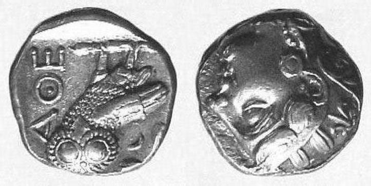 Atene - Tetradramma