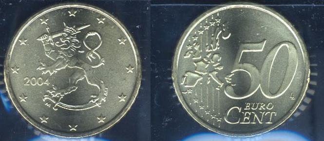 Finlandia 50 cent 1999 - 2006
