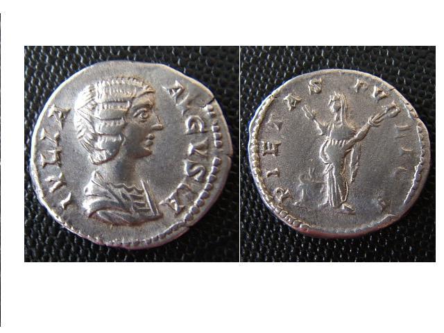 Julia Domna (Settimio Severo) (194-217 d.c.)