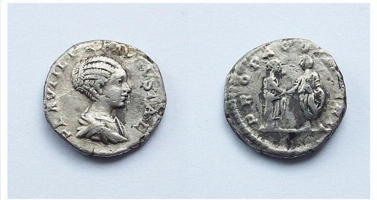 P.Fulvia Plautilla     ? 211 d.C.
