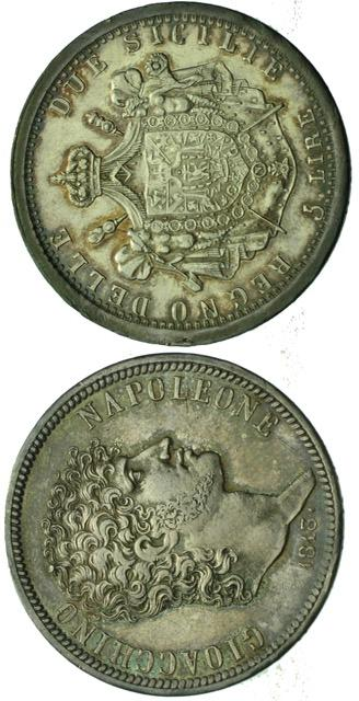 5 Lire 1813