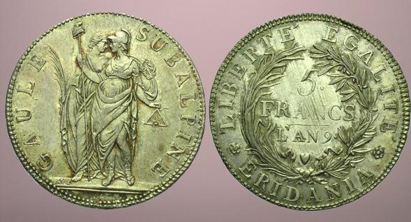 5 Franchi 1809