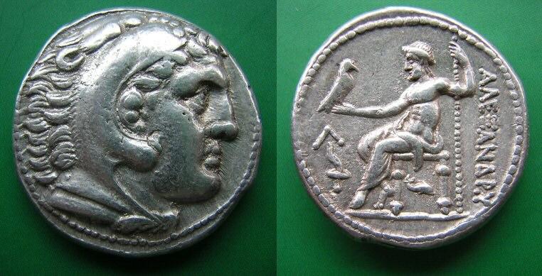 Tetradracma (315 - 294 a.C.)