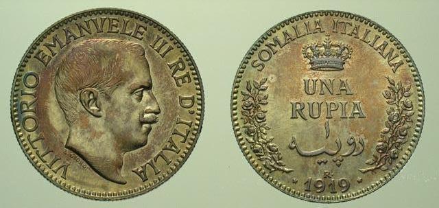 Rupia 1919