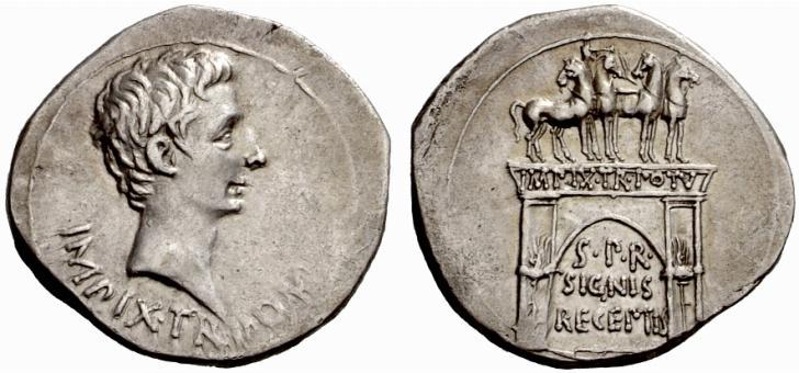 Augusto Cistoforo di Pergamum