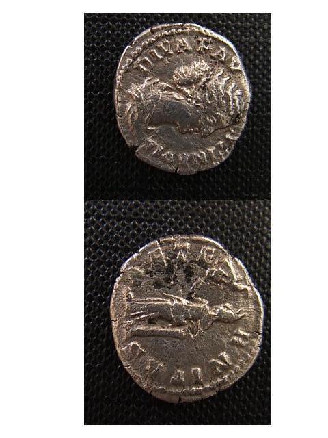 A.G. Favstina II  (146 -175 d.C.)