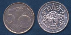 Austria 5 cent