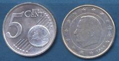 Belgio 5 cent