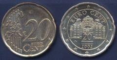 Austria 20 cent