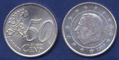 Belgio 50 cent