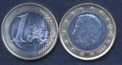 Belgio 1 Euro
