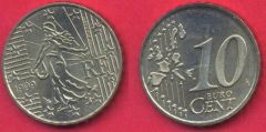 10 cent Francia