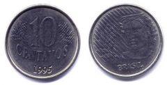 10 centavos real