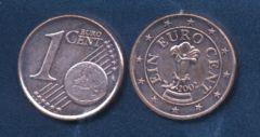 Austria 1 cent