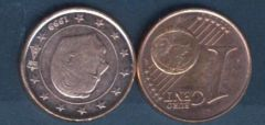 Belgio 1 cent