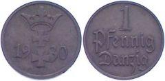 1 Pfennig 1930