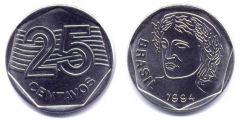 25 centavos real