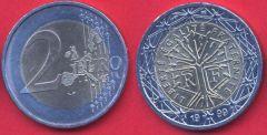 2 Euro Francia
