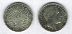 2 Lire Aquila Sabauda